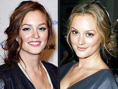 Brunette or Blonde?   I would say Brunette