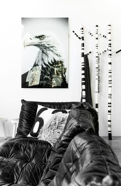 Eagle art | HK Living