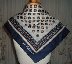 Vintage Germain scarf   women's Germain scarf  by NewtoUVintage, $8.99