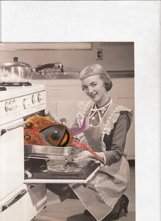 DUNWICH CASSEROLE by jerry younkins   Artfinder