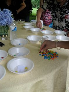 Cooking With Jilly: Baby Shower Games