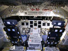 Space Shuttle Endeavor