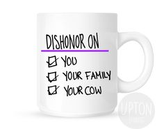 @lkofmehl please buy this for me This shameful mug. | 33 Things Every Disney Fan Needs In Their Home
