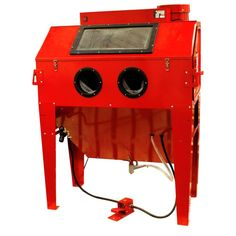 JobSmart® Benchtop Abrasive Blasting Cabinet, 32 lb  Capacity