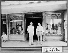 Thomas A. Foster's store in Calhoun, GA