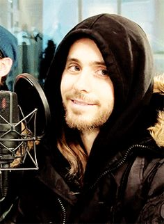 my gifs jared leto 30 Seconds To Mars Germany STOP BEING SO CUTE 2014 Radio Interview