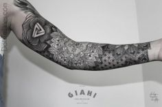 High quality inspiration by Chaim Machlev. For more tattoo culture check out somequalitymeat.com