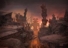 Skywind,TES моды,The Elder Scrolls,фэндомы,Morrowind,концепт-арт,длиннопост,TES концепт-арт,TES art