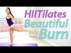Lots of fitness videos on this site and healthy recipes!!!!