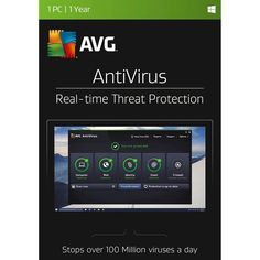 AntiVirus 2017 (1-Device) (1-Year Subscription) - Windows