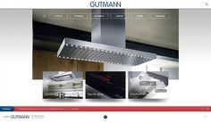 Webové stránky značky Gutmann