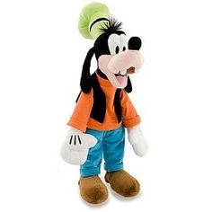 Plush Figure: Disney Goofy Plush Toy  19 *** Continue to the product at the image link.