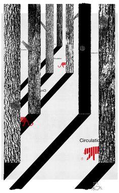 Circulatin_poster 寅 / 石黒 篤史(OUWN)
