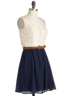Bodice of Work Dress, #ModCloth