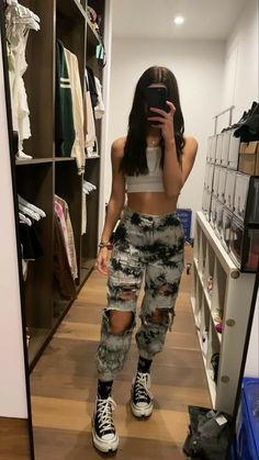 Teen Fashion Outfits, Mode Outfits, Retro Outfits, Cute Casual Outfits, Summer Outfits, Girl Outfits, Mode Vintage, Outfit Goals, Swagg