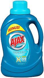 Ajax Laundry Printable Coupon - Only $.50 at Walmart   http://www.coupondad.net/ajax-laundry-printable-coupon-50-walmart/