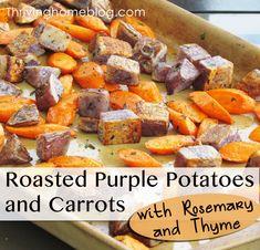 - Purple Potatoes on Pinterest   Purple potatoes, Purple potato ...