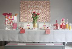 Modern Mother's Day Brunch Idea and Printables!