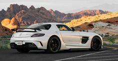 SLS AMG Black Series - Fotos - UOL Carros