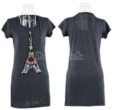 Shirts Dress 3 Colors US$8.50
