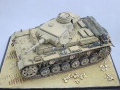 Sd Kfz.141 Panzerkampfwagen III Ausf.G Medium Tank (Germany)