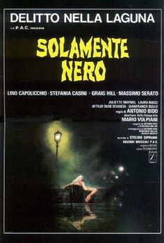 The Bloodstained Shadow (Antonio Bido, 1978, A. K. A. Solamente Nero)