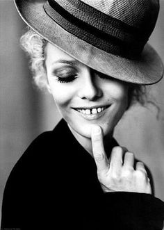Vanessa Paradis, one of the most beautiful women in the world