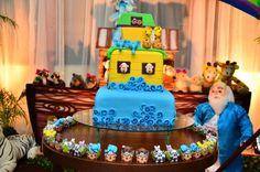 Decoração Festa Infantil Arca de Noé – Blog Inspire sua Festa