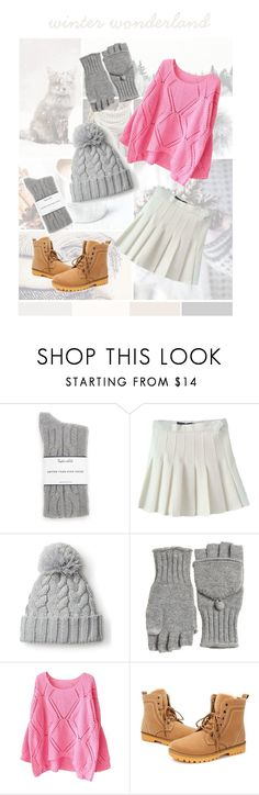 """Winter Wonderland"" by marsophie ❤ liked on Polyvore featuring Splendid and Calypso St. Barth"