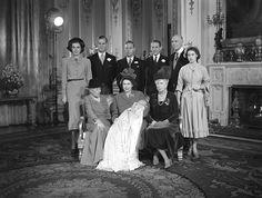 Prince Charles's christening