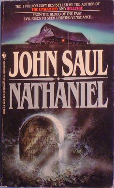 Too Much Horror Fiction: John Saul: The Paperback Covers