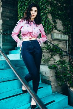 See what Marina and The Diamonds had to say when we interviewed her at SXSW