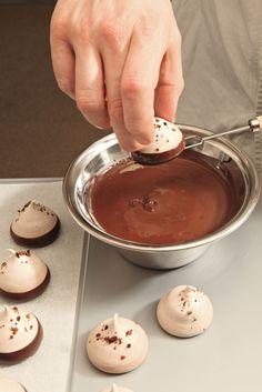 Chocolate Meringue
