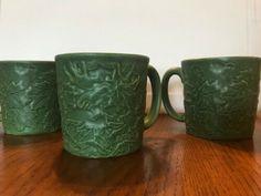Bennington Potters Moose mug mugs rare discontinued collectible beautiful set | eBay