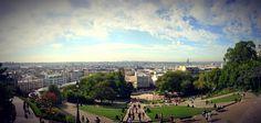 Vista panorámica desde Montmartre