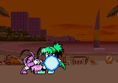 SNK Gals Fighter, Neo Geo Pocket Color.
