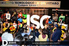 Letras GIGANTES D-Event ISC. www.deventmex.com