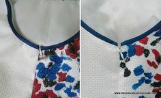De costuras y otras cosas, tutorial como coser una cremallera hasta el tope