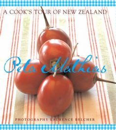 An astonishing variety of good things grown and produced locally are featured in this A-Z of favourite producers and suppliers. Peta Mathias's extensive knowledge of food and ingredients stamps A Cook's Tour with the authority of an expert who has travelled all around New Zealand, savouring the distinctive tastes and flavours of local produce. Peta even shares her favourite recipes. AU NZP 641.5 M43