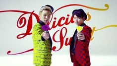 Toheart's Key and Woohyun are 'Delicious' in new MV | http://www.allkpop.com/article/2014/03/tohearts-key-and-woohyun-are-delicious-in-new-mv