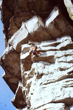 Finally unlocking the sequence, Jeff Gruenberg later went on to send The Zone (5.13) at the Gunks. From the Rock and Snow BLOG