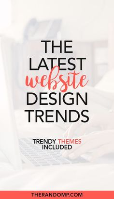 Keep your website up to date with these website design trends for What 2019 has in store for website design? Broken grid, whitespace, minimalism and a lot more! Website Design Inspiration, Blog Design, Design Trends, Website Layout, Website Themes, Website Designs, Website Maintenance, Web Design Tutorials, Business Website