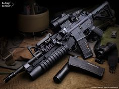 The NATO rifle, perhaps the most versatile assault rifle in the world today. It's my favorite rifle to shoot, aside from an HK and the HK ⚡️ ⭐️ @ M4 Carbine, Revolvers, Assault Weapon, Assault Rifle, Weapons Guns, Guns And Ammo, M203 Grenade Launcher, Armas Wallpaper, Tactical Rifles