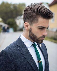 Die 17 Besten Bilder Von Herren Frisuren 2017 Men Hair Styles Men