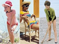 Channel Audrey Hepburn's Retro Swim Style This Summer