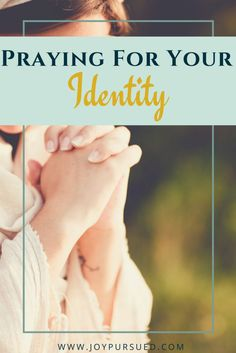 Do lies about your identity make you feel defeated? Build your defenses and stand firm against the attacks of the enemy by praying for your identity. Click now to read.