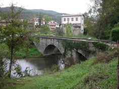 Puente de los Bandidos, Larrasoaña #Navarra #Camino de Santiago #LugaresdelCamino