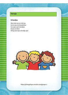 Versje: Vriendjes Einstein, Back To School, Kindergarten, Crafts For Kids, Drama, Songs, Seeds, Kinder Garden, Crafts For Toddlers