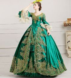 Hot ladies #embroidery v neck maxi long #party prom ball gown #swing princess dre,  View more on the LINK: http://www.zeppy.io/product/gb/2/311441599334/