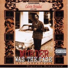 "Snoop Doggy Dogg's ""Murder Was The Case [Short Film]"" (via Death Row Records Rap Albums, Hip Hop Albums, Dj Quik, Death Row Records, Good Raps, Natural Born Killers, Old School Music, Snoop Dogg, Album Covers"